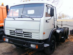 Cедельный тягач КамАЗ 54115 — гарантия надежности