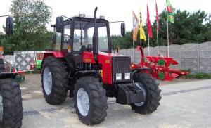 Универсально-пропашной трактор МТЗ-1025.2