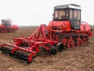 гусеничный трактор вт 175