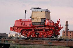 трактор вт 175 транспортировка
