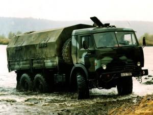 военный камаз 5350 мощность