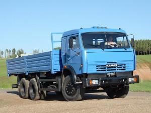 грузовик камаз 53215