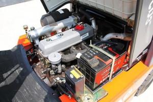 погрузчик jac cpcd 35 устройство двигателя