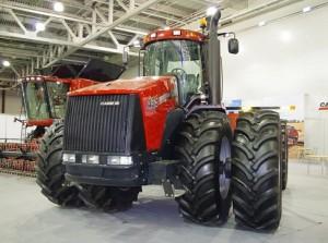 новый трактор case 435