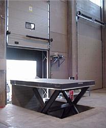 подъемный стол использование