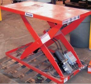 подъемный стол устройство